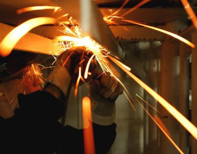 Reparaturen Metallbau