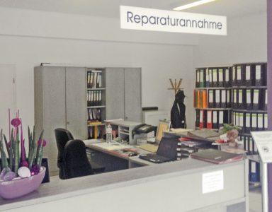 Reparaturannahme Schmidt Partner GmbH