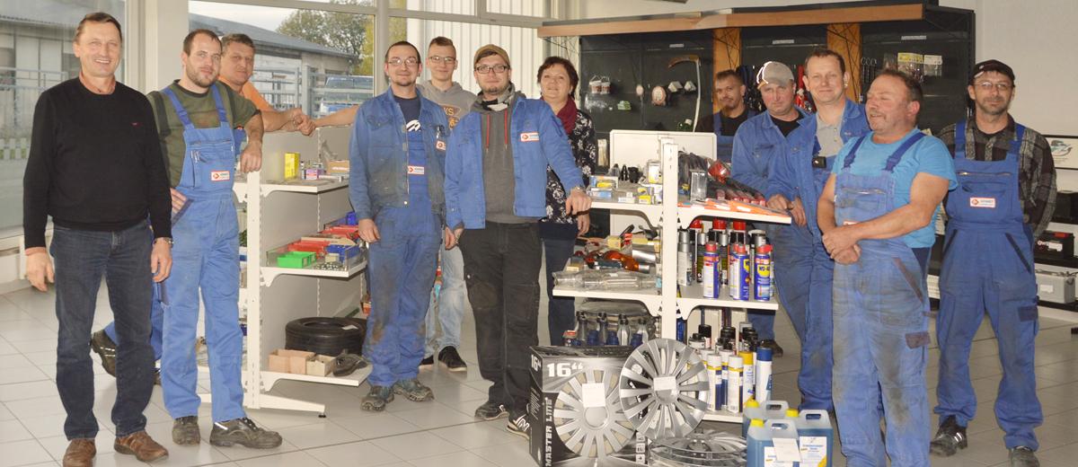 Das Team Schmidt Partner GmbH