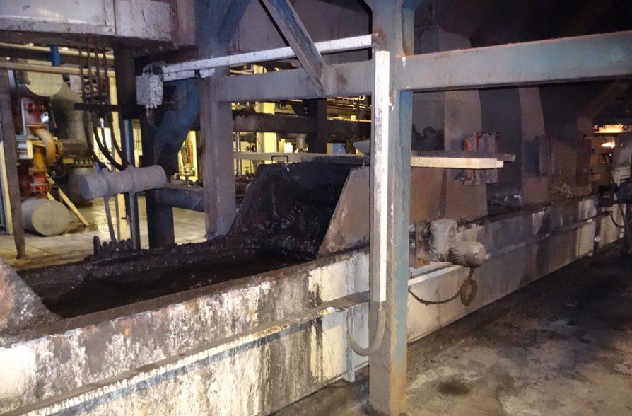 Anlagenbau Metallbau Nassascheentsorgung