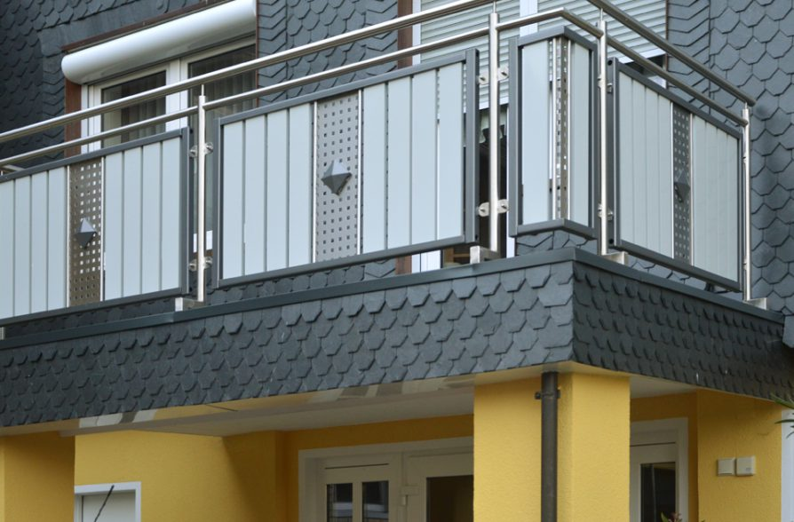 Balkongelander Aus Edelstahl Stahl Und Aluminium Metallbau