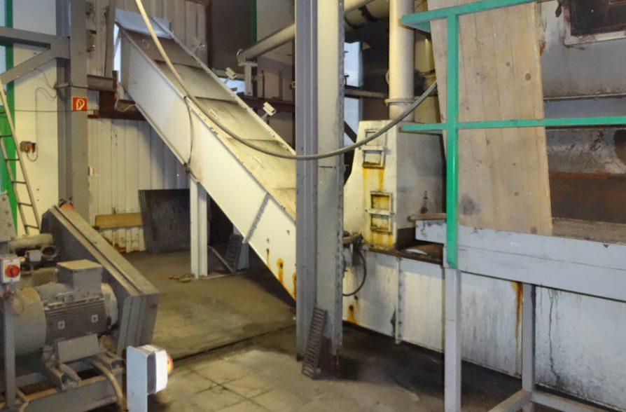 Metallbau Anlagenbau Nassascheentsorgung